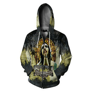 Marilyn manson hoodies
