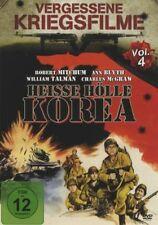 Heisse Hölle Korea ( Kriegsfilm Klassiker )mit Robert Mitchum, Ann Blyth NEU OVP
