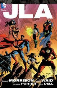 JLA-Volume-3-TP-jla-Deluxe-Editions-by-Morrison-Grant-NEW-Book-FREE-amp-FAST