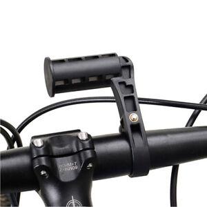 Estensione-bike-manubrio-bici-bicicletta-supporto-porta-luci-tachimetro-staffa