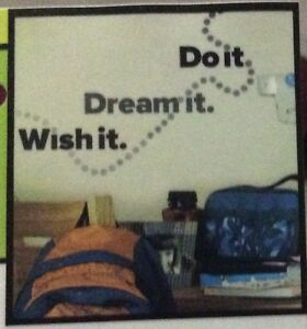 Image Is Loading Wish It Dream It Do It Main Street  Part 61