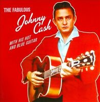 With His Hot And Blue Guitar [johnny Cash] [1 Disc] [8436028696291] Cd on Sale