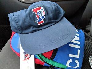 01d74ce52ad3e Nwts Large Polo Ralph Lauren P-Wing Hat Stadium 1992 cp-93 Bear hi ...