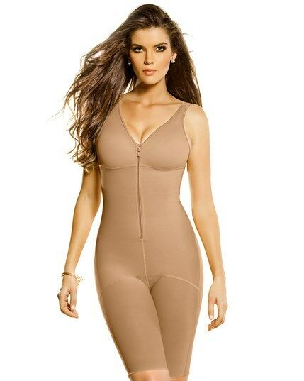 MAKE YOUR OFFERS   LEONISA FULL BODYSUIT SLIMMING SHAPER, FAJA COLOMBIANA SZ XXL