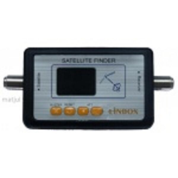 Satellite Finder Linbox Digital Displaying Satellite Finder Brand New