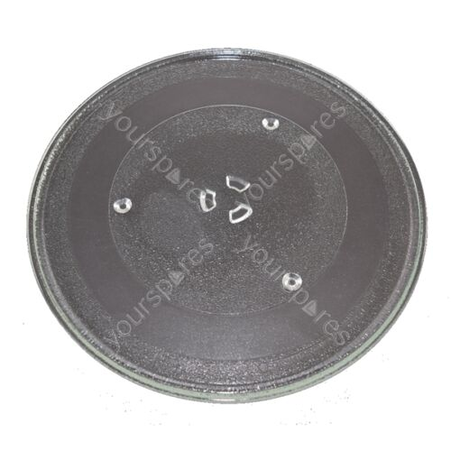Microwave Turntable Glass 345mm Fits Hotpoint and Indesit Universal
