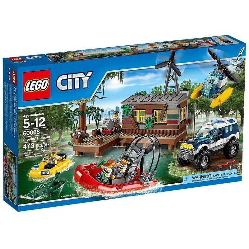 Lego 60068 - La Guarida de los Ladrones - NUEVO