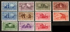 Italy-Sc-248-to-256-MINT-NH-Sc-251-254-MINT-HR-VF-See-DESCRIPTION-SCAN