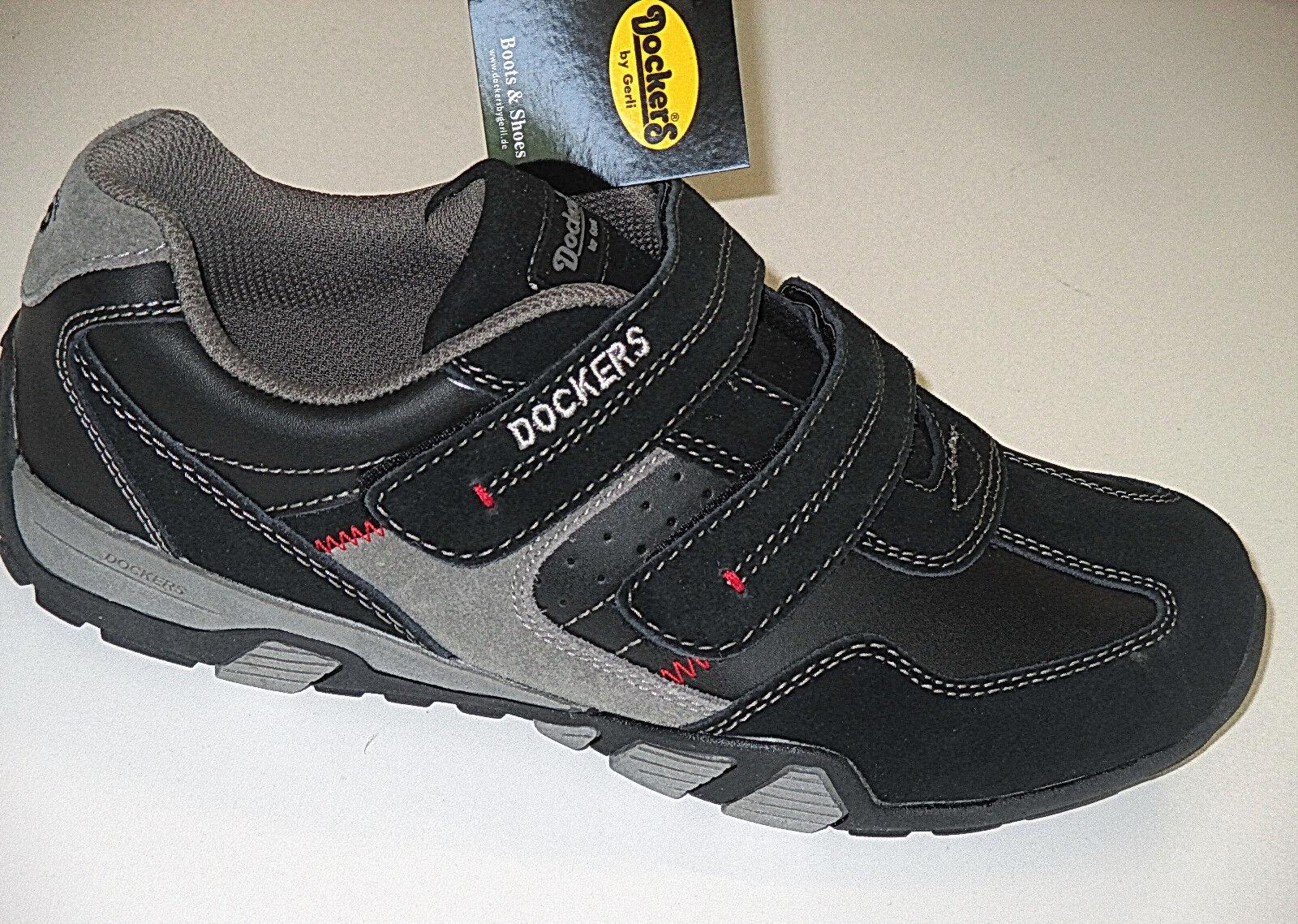 Dockers  Schuhe Herren Schuhe Schnürschuhe, mit Kletteverschluss, Gr.40-47 NEU     |  | Lebhaft  | Wirtschaftlich und praktisch
