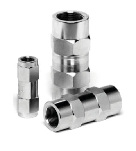"""Clapet anti-retour hydraulique check valve clapet en ligne taraudé 1//8/"""" 5 PSI"""