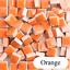 thumbnail 4 - Tiny Ceramic Mosaic Tiles For Crafts Square Porcelain Art Pieces Hobbies 50pcs