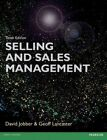 Selling and Sales Management by David Jobber, Geoffrey Lancaster (Paperback, 2015)