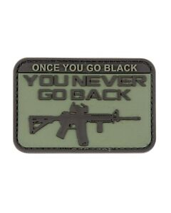 Once-You-Go-Black-ops-You-Never-Go-Back-PVC-Rubber-Badge-Military-Patch-Hook