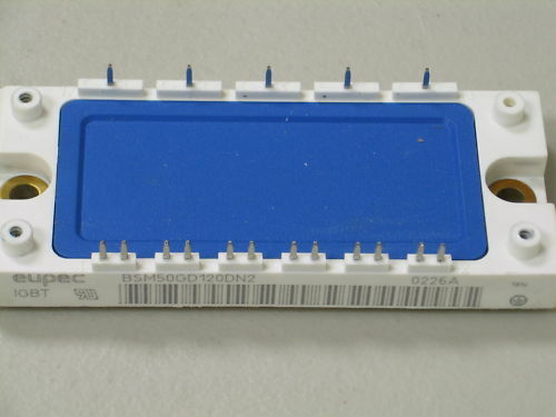 EUPEC IGBT module p//n BSM50GD120DN2 NEW
