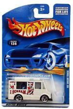 2001 Hot Wheels #136 Ice Cream Truck