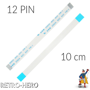 12-PIN-Flexkabel-Anschlusskabel-PS4-Controller-Ladebuchse-Board-JDS-030-JDS-011