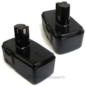 2-x-18V-18-VOLT-BATTERY-for-CRAFTSMAN-11098-11103-2-0AH