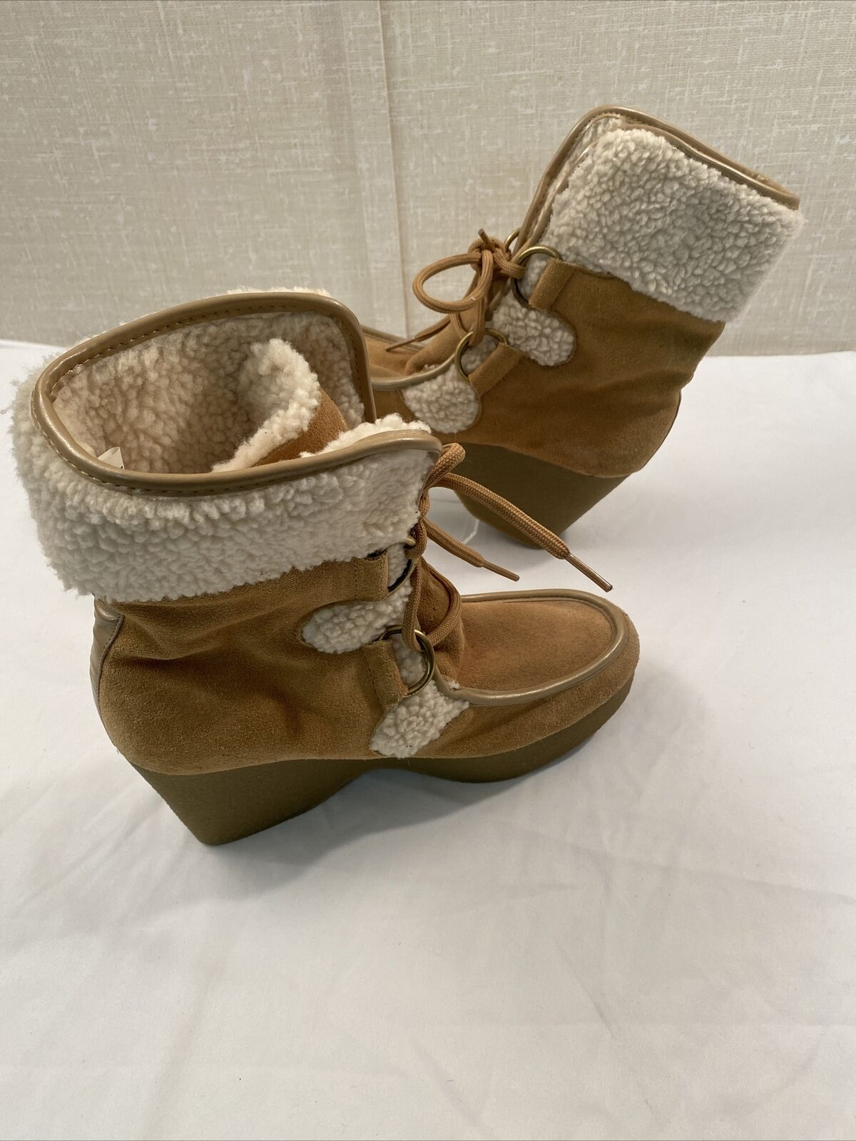 tommy hilfiger Brown boots women 8M - image 1