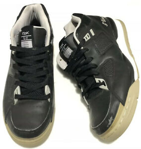 Reebok-G-Unit-Cross-Training-GXT-Black-Gray-Sneakers-Shoes-Mens-Size-11-Vintage