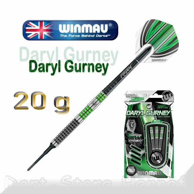 Winmau Darts Daryl Gurney Special Edition Softdarts Superchin Dartpfeile