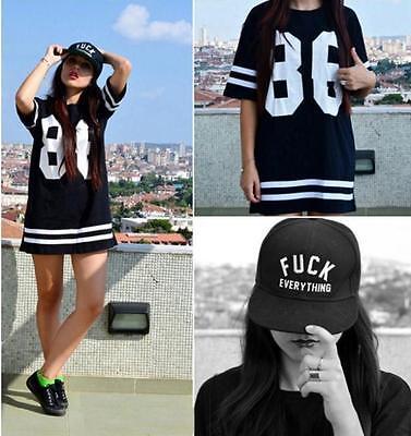 Women Short Sleeve T-shirt Fashion Casual Tops Blouse Shirt Long Tops Dress C001
