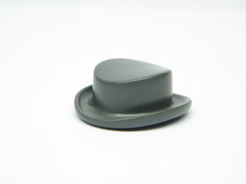 Playmobil Hat Sombrero Western Belle Epoque Chapeau Haut de Forme Gris AC1218