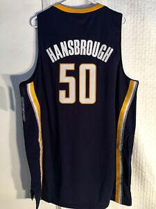 cd03e1d63e67 Image is loading Adidas-Swingman-NBA-Jersey-INDIANA-Pacers-Tyler-Hansbrough-