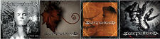 4 SENTENCED CD LOT Buried Alive,Crimson,Down,Frozen NEW metal FREE U.S. SHIPPING