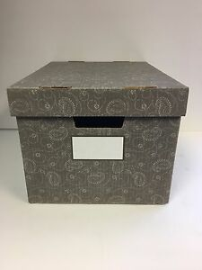 image is loading bankers box decorative file storage boxes letter legal - Decorative File Boxes