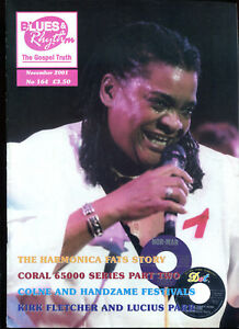 BLUES-amp-RHYTHM-The-Gospel-Truth-UK-Blues-magazine-Issue-no-164