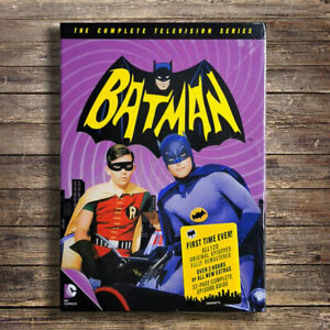 Batman-The-Complete-Television-Series-DVD-2014-18-Disc-Set-US-Seller-New