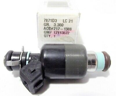 ACDelco 217-1388 GM Original Equipment Multi-Port Fuel Injector Assembly