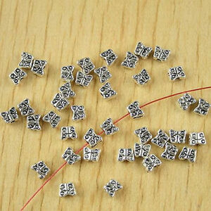 150pcs-Tibetan-silver-butterfly-finding-charms-H2418