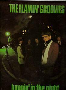 FLAMIN-GROOVIES-Jumpin-In-the-Night-NEW-ZEALAND-LP-GARAGE-ROCK-N-ROLL
