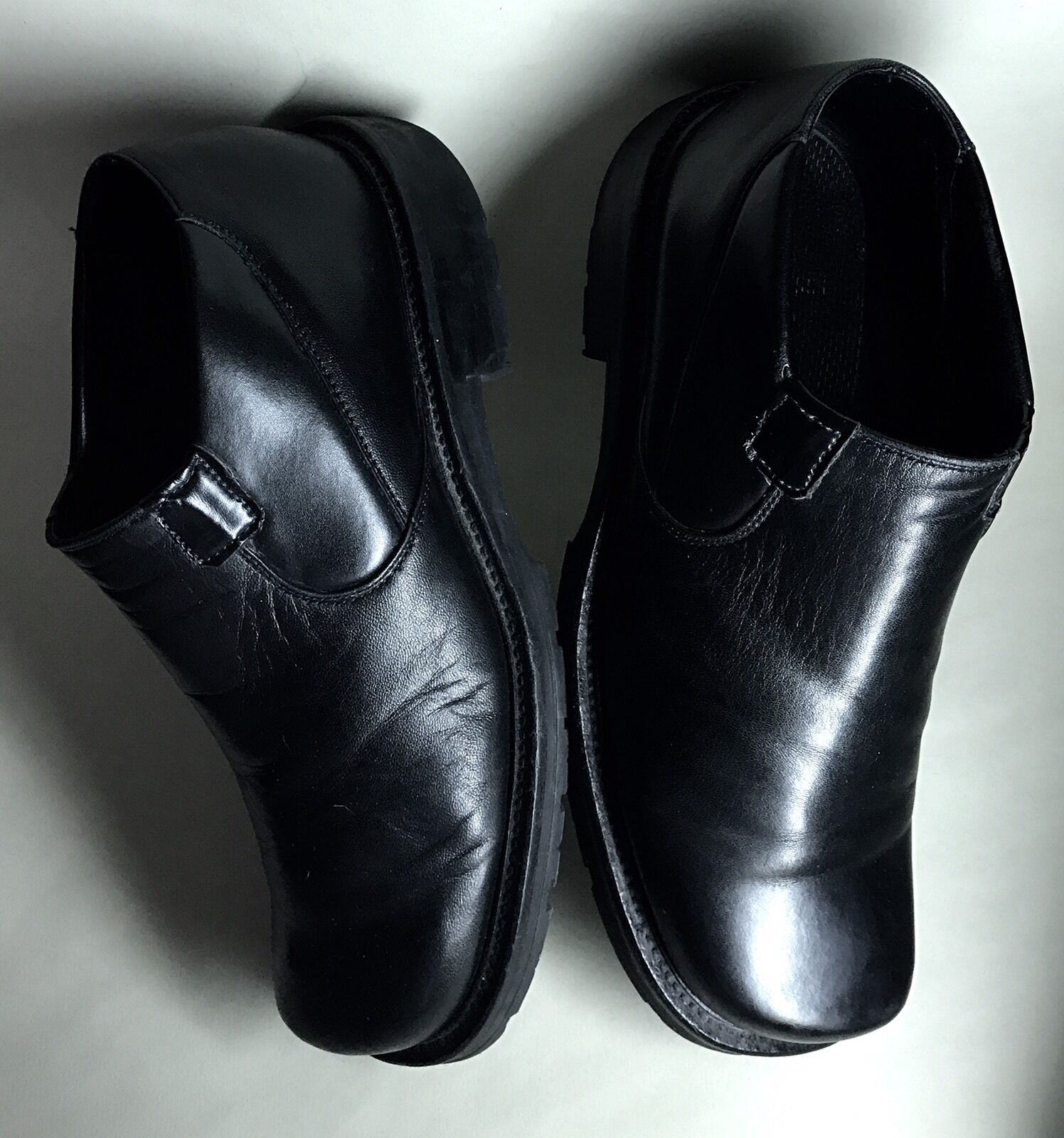 BACCO  BUCCI  DISCUS  LOAFER SHOES Made In Italy