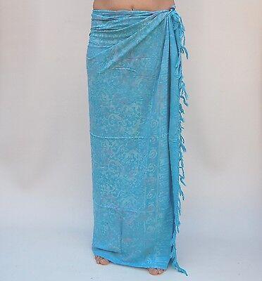 Premium Qualität in Übergröße Pareo Sari Wandbehang Wickelrock SAL505P Sarong