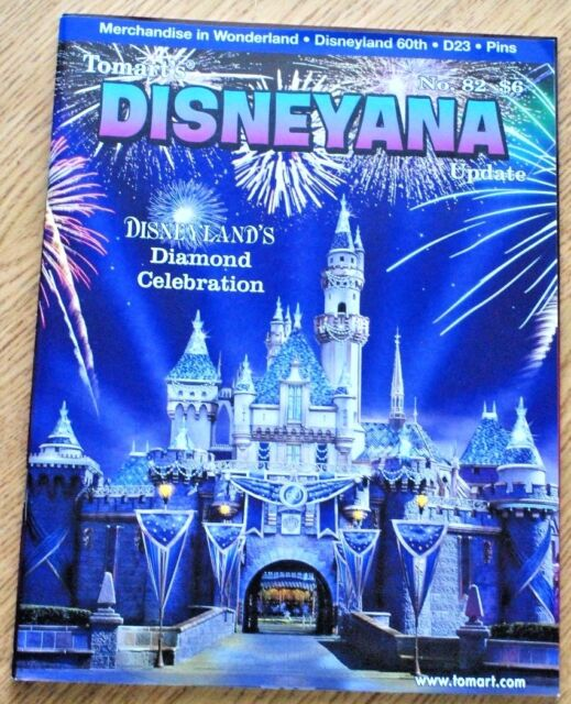 Issue No 82 from Tomart/'s inventory. Tomart/'s Disneyana Update Magazines