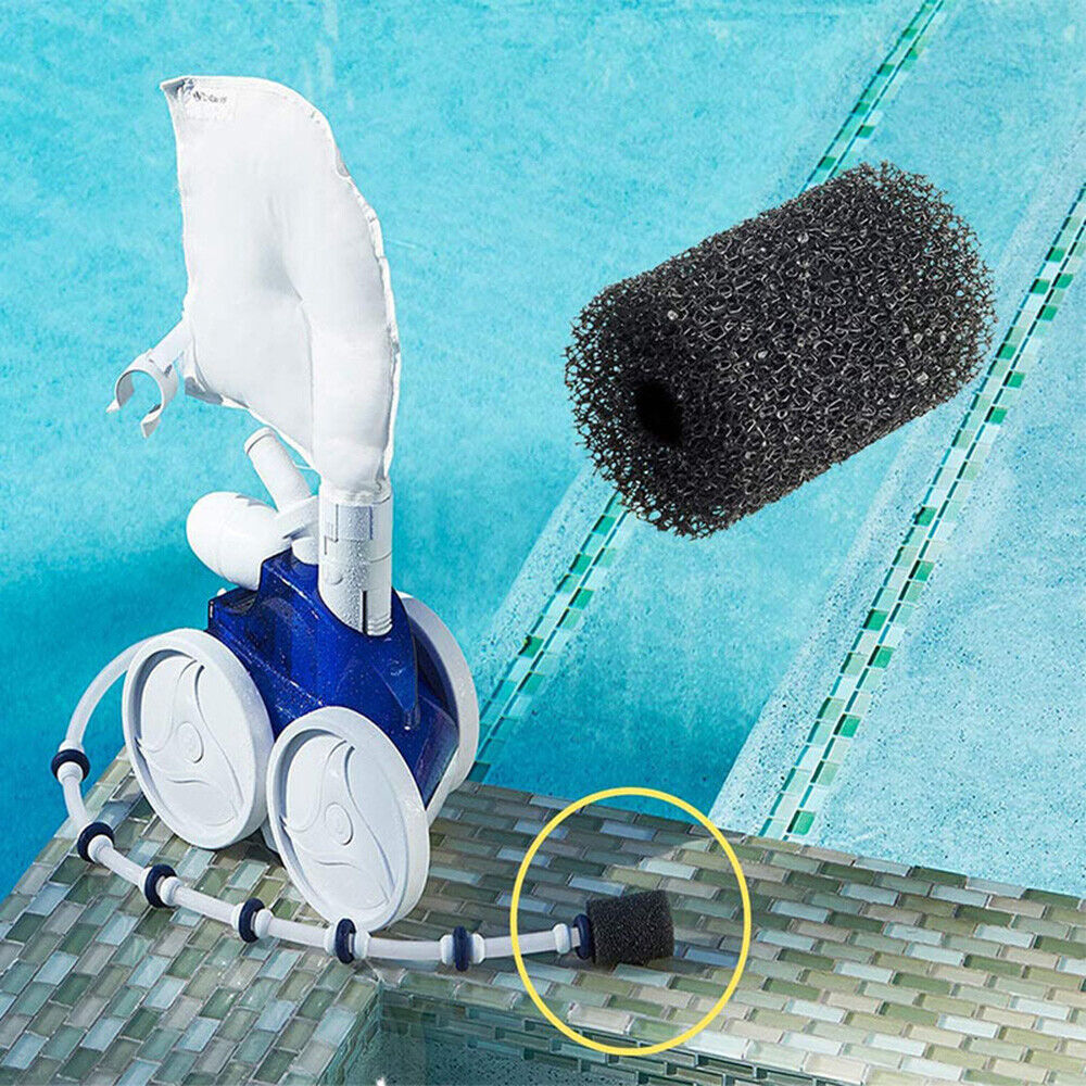 10pcs/Pack Pool Sweep Hose Tail Scrubber Replacement For Polaris 180 280 Cleaner