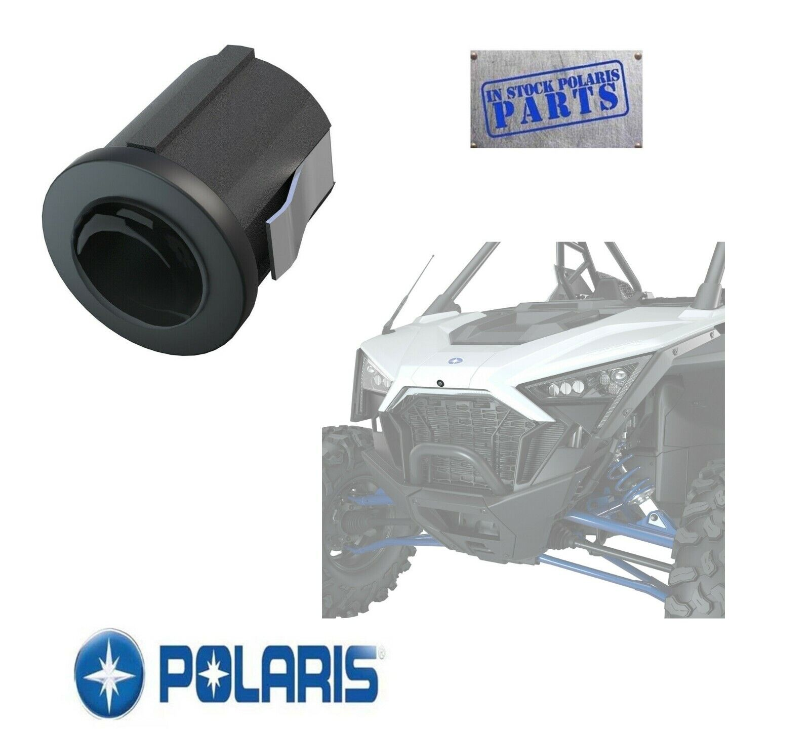 Polaris Front Camera Kit