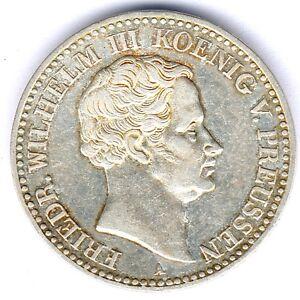 Preussen-Friedrich-Wilhelm-III-1797-1840-Taler-1830-A-AKS-17-kl-Kratzer-vz