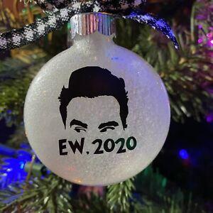 Schitts Creek Ornament Ew 2020 Ornament Schitts Creek David Ornament