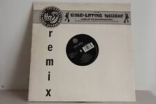 GINO LATINO, WELCOME, Remix by Paul Oakenfold, Vinyl 1990