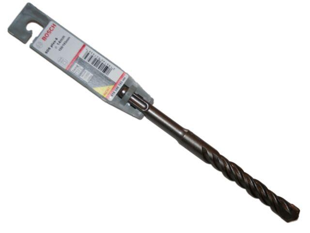 Bosch Hammerbohrer SDS plus 5 1618596185 14 x 165 / 100 mm 2 Schneider HM