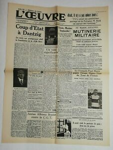 N724-La-Une-Du-Journal-L-039-uvre-19-juillet-1936-coup-d-039-etat-a-dantzig
