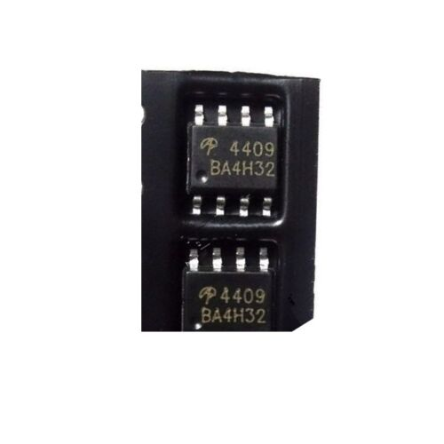20PCS AO4409 4409 SOP 8 P-Channel Enhancement Mode Field Effect Transistor
