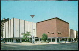 YORK-PA-Bear-039-s-Department-Store-Vintage-Pennsylvania-Postcard-Old-Bears-PC