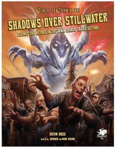 Call Of Cthulhu Rpg-ombres Sur Stillwater-afficher Le Titre D'origine GuéRir La Toux Et Faciliter L'Expectoration Et Soulager L'Enrouement