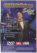 DVD Cheo Feliciano en Nueva York A LAS 6 tributo a Palmieri YO NO SOY UN ANGEL