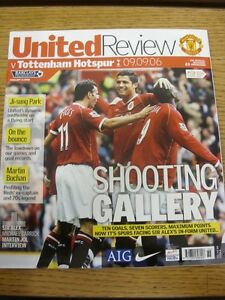 09-09-2006-Manchester-United-v-Tottenham-Hotspur-Thanks-for-viewing-our-item