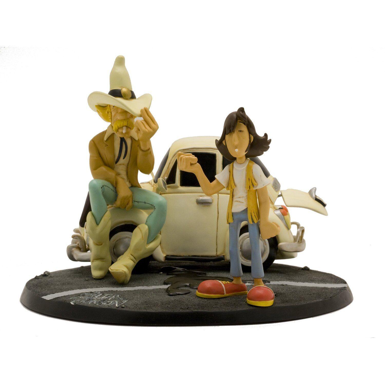 Altai  & Jonson - Giorgio Cavazzano Diorama Statue INFINITE STATUE  100% garantie de prix